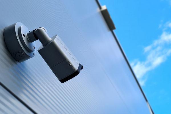 Videoüberwachung im Außenbereich - Reiff Sicherheitstechnik